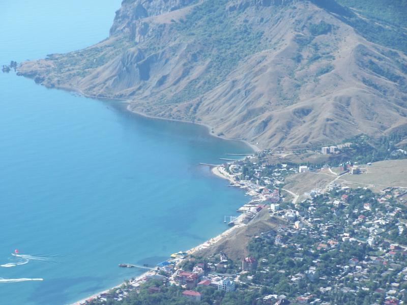 Отдых на Черном море в Крыму